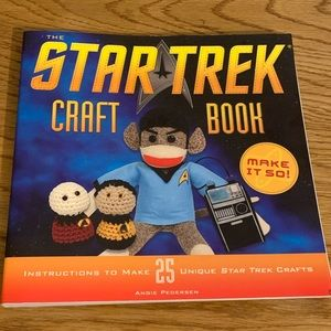 Star Trek Craft Book
